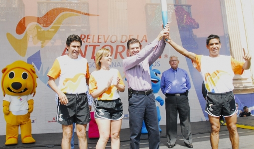 Read more about the Pan Am Games Torch Run Oct 7 in Puerto Vallarta