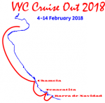 VYC Cruise Out 2018